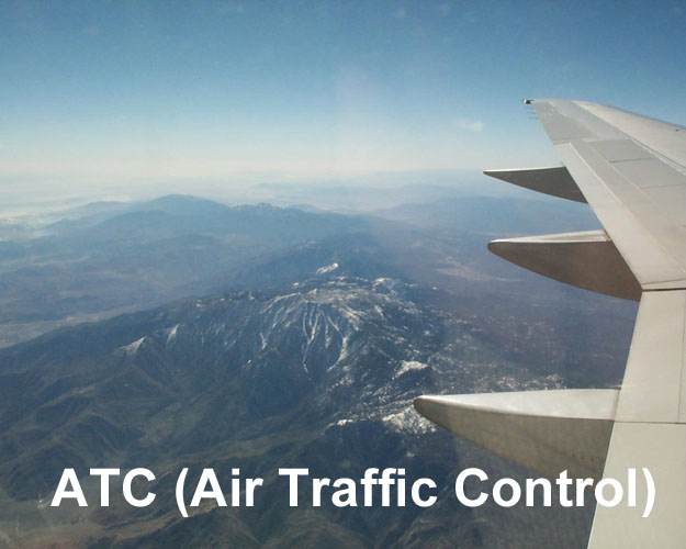 ATC aviation Air Traffic Control Data Communications