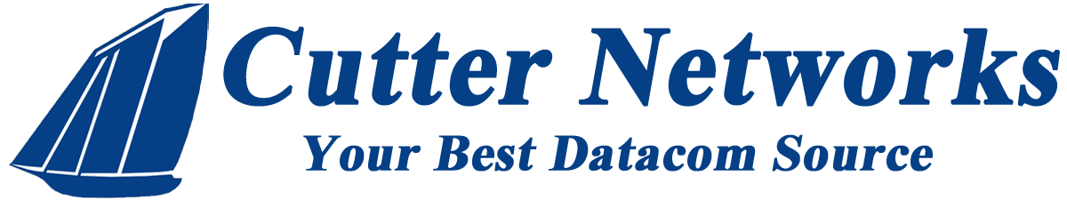 Cutter Networks - Your Best DataCom Source