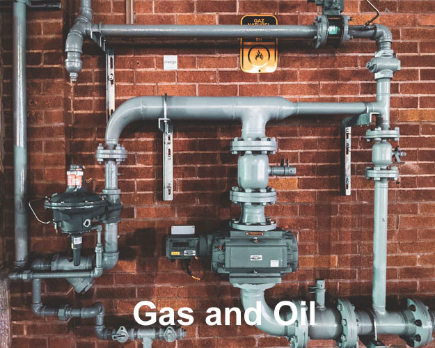 Oil and Gas Data Communications