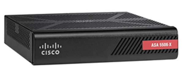 Cisco ASA 5506-X with FirePOWER Services part # ASA5506-K9 - Call